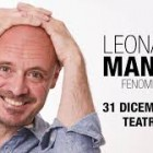 Locandina del capodanno 2019 Teatro Corso di Mestre