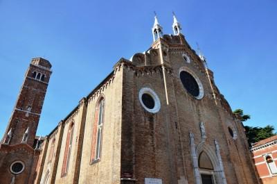 Die Basilika Santa Maria dei Frari